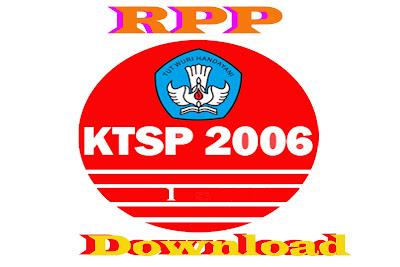 Download RPP, Silabus, Prota, Prosem KKM SK&KD KTSP 2006 SD Kelas 1
