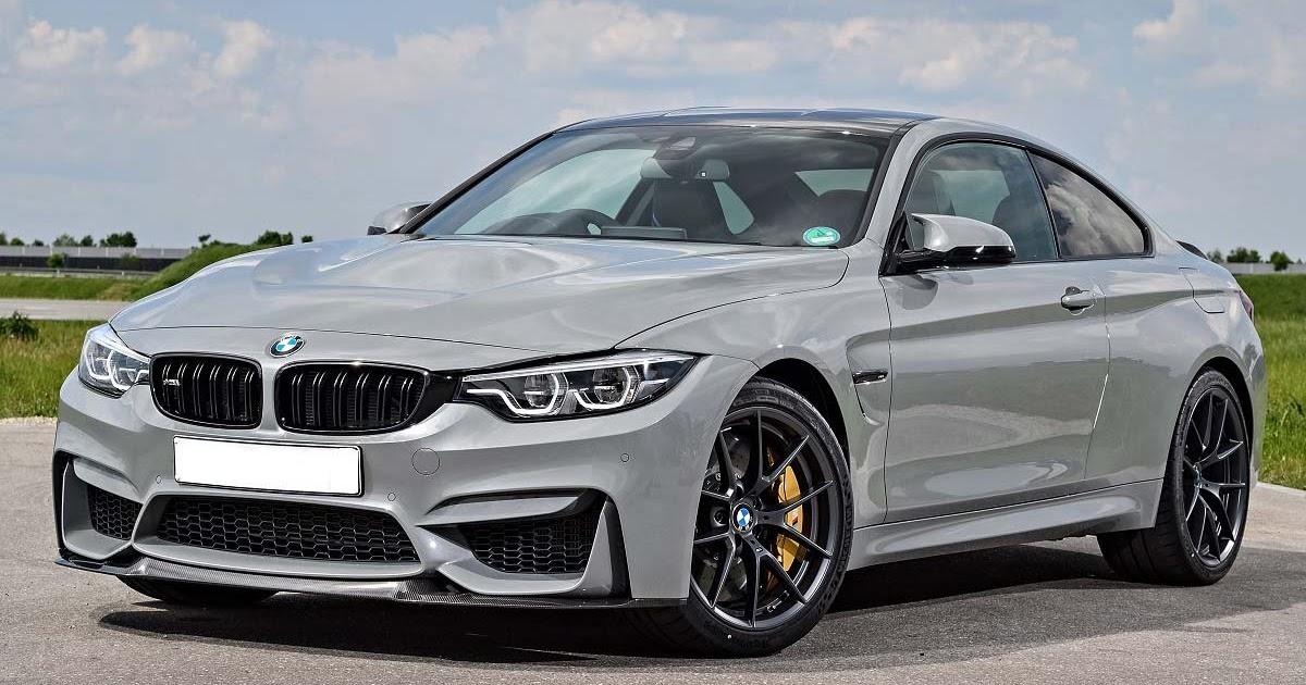2018 Bmw M4 Cs In Lime Rock Grey Metallic Car Reviews