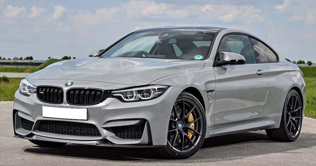2018 BMW M4 CS in Lime Rock Grey Metallic | Car Reviews ...