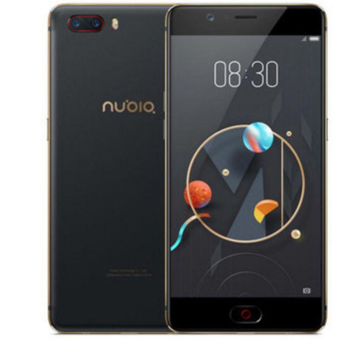 Nubia M2 Smart Phone - Specs: 64GB 5.5Inch Qualcomm Snapdragon 625 OctaCore 4G