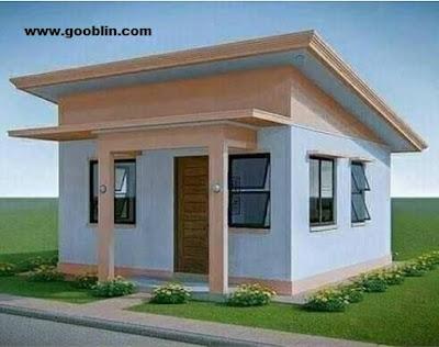 Desain Rumah Minimalis Lengkap sama teras