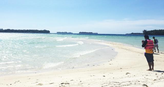 Pulau Gosong Pulau Seribu