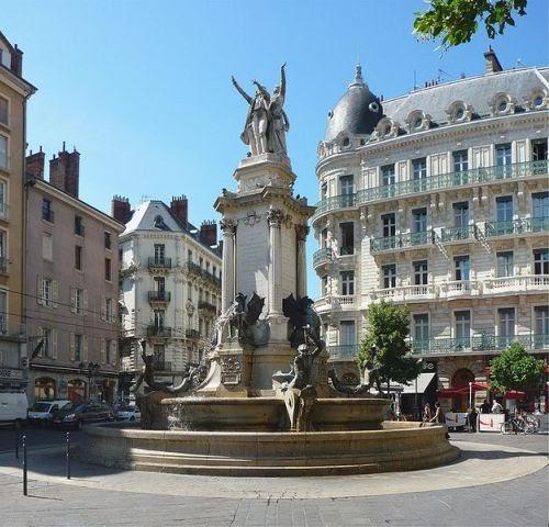 Grenoble, Auvergne-Rhône-Alpes