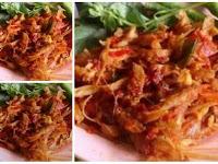 Resep Ayam Suwir Enak Praktis Dimasak
