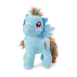 My Little Pony Rainbow Dash Plush by FurYu