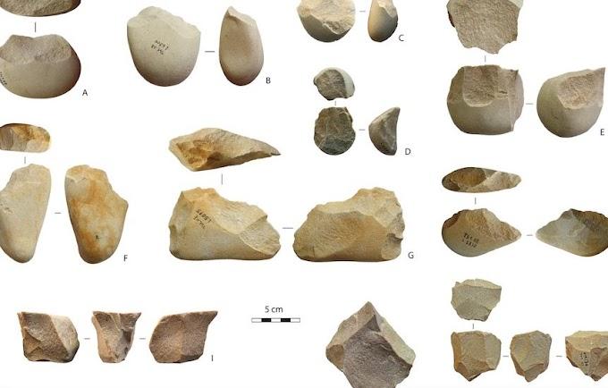 1,3 millió éves kőkorszaki szerszám-lelőhelyet fedeztek fel Marokkóban