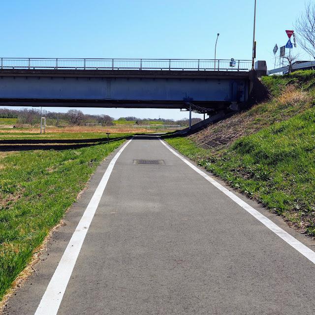 入間川自転車道