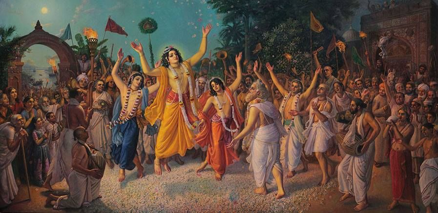 Hari Nama Keerthanam  - By Thunchathu Ezhuthachan