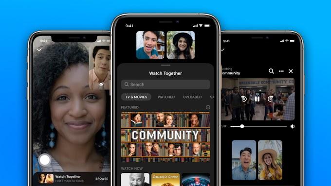 Facebook : Regardez des vidéos avec vos amis !