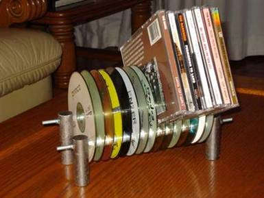reciclar cds