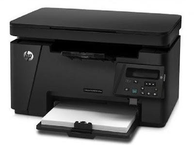 Image HP LaserJet Pro MFP M125 Series Printer Driver