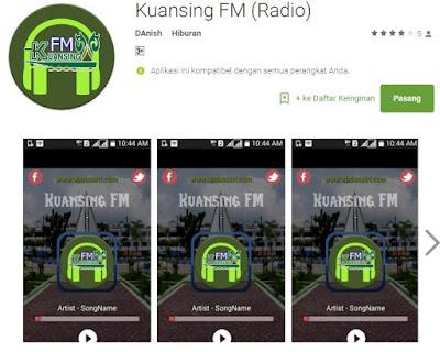Aplikasi Android RPD Kuansing pacu jalur 2016