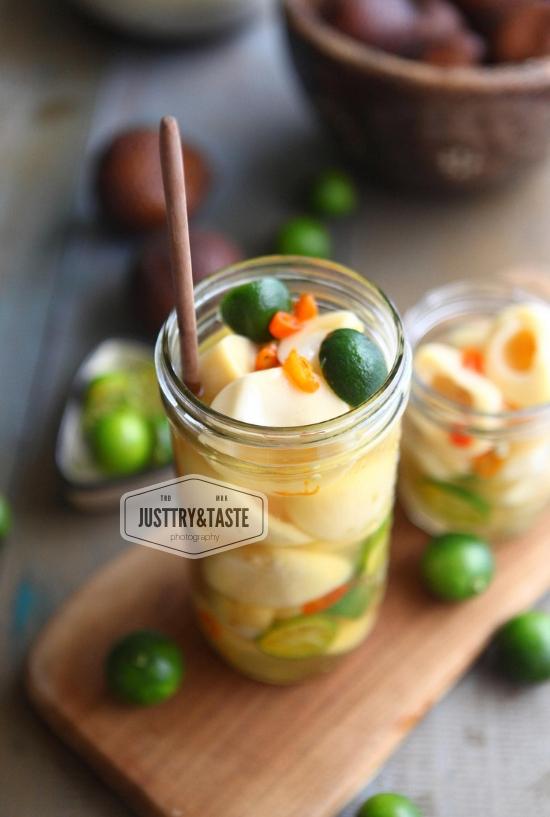 Resep Manisan Salak Bali JTT