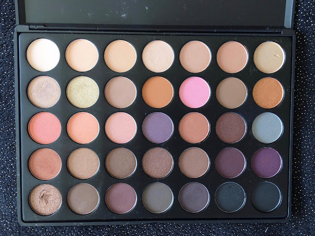 photo morphe palette