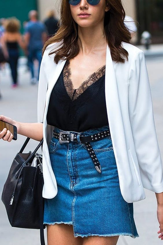 5 Denim Trends We'll All Be Wearing in 2018