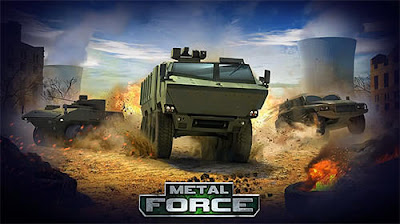 Metal Force: War Modern Tanks 2.60 APK