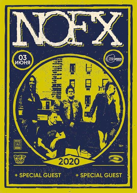 NOFX в России