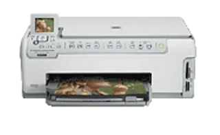 HP Photosmart C5175 All-In-One Series Printer Driver Download