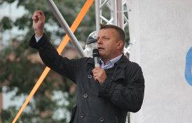 Леонид Парфенов выступил на Сахарова