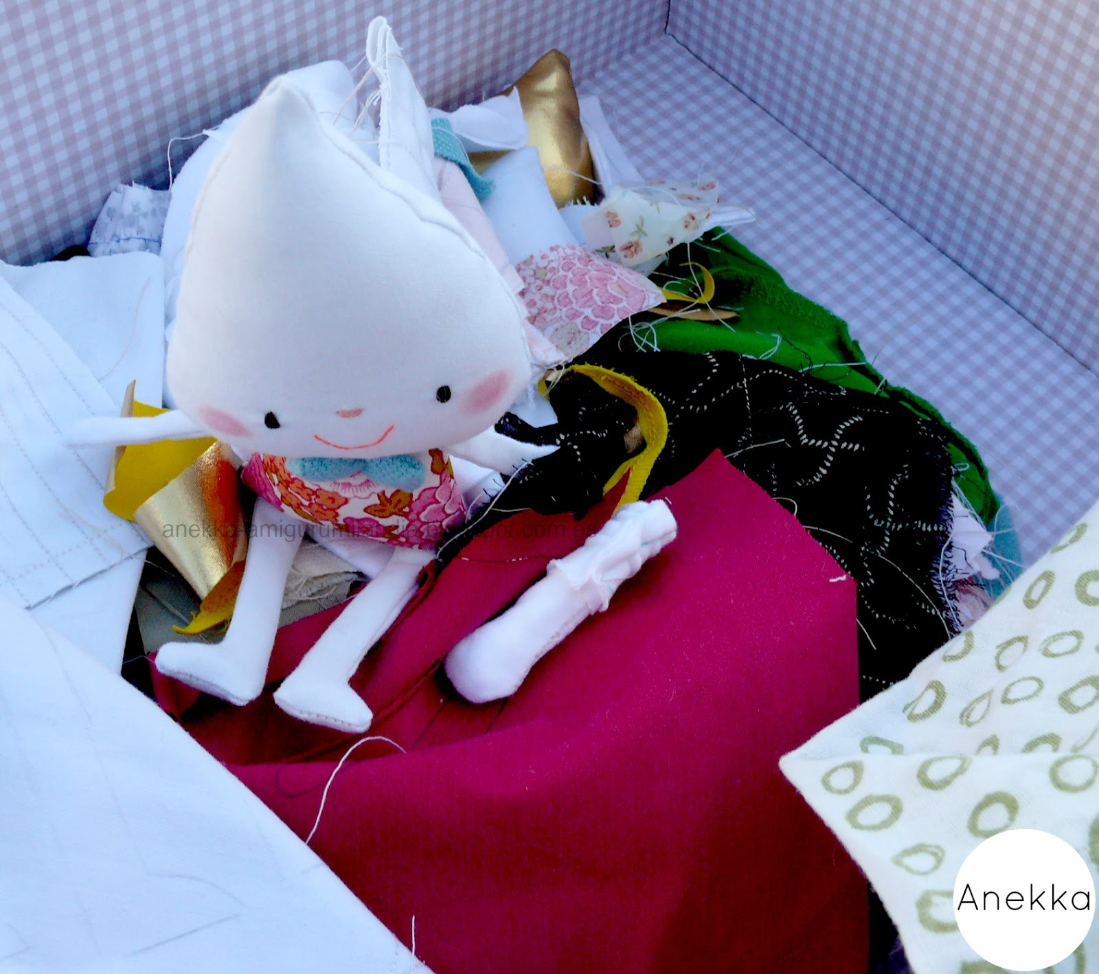 little doll anekka handmade