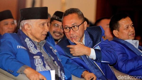 Cerita Zulhas Ditawari Posisi Menteri, Jika Amien Rais Jadi Presiden