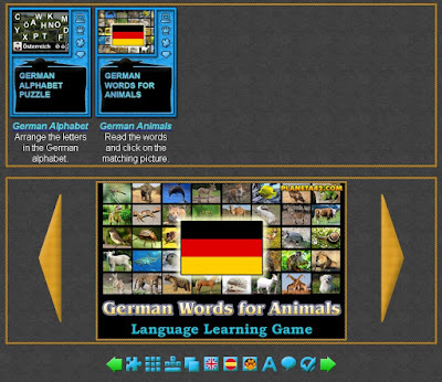 German Learning Games