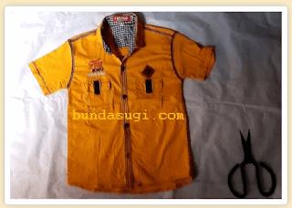 Cara Membuat Tas Dari Baju Bekas www.simplenews.me