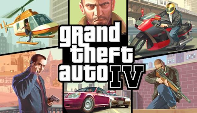 تحميل لعبة Grand Theft Auto IV Free Download برابط مباشر
