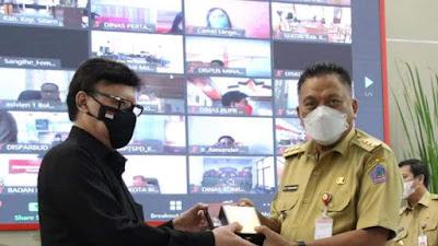 Menpan RB Tjahjo Kumolo Dorong Percepatan Reformasi Birokrasi di Sulut