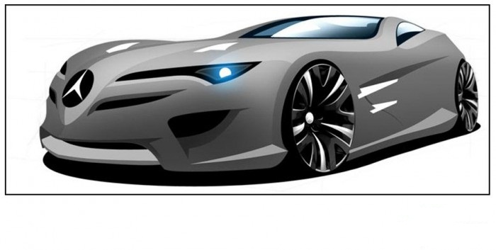 Draw A Car In Adobe Photoshop Brobas