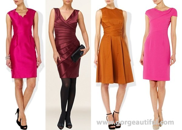 What To Wear To A Winter Wedding Reception