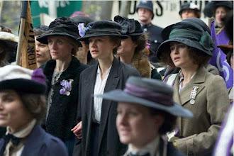 Cinéma : Les Suffragettes réalisé par Sarah Gavron - Avec Carrey Mulligan, Helena Bonham-Carter, Anne-Marie Duff