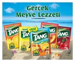 tang meyveli içecek