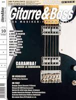 Gitarre & Bass 10/2013