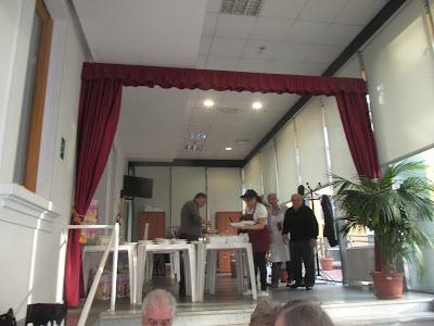 Rinfresco In Ufficio Per Pensionamento : Caltabellotta riaperto l ufficio postale di sant anna per la
