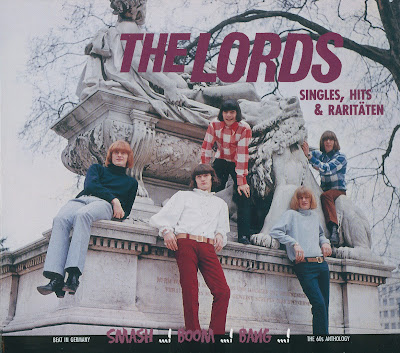 The Lords -   Singles, Hits & Raritäten (Beat In Germany