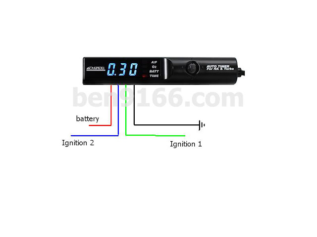 Nice Apexi Auto Timer Wiring Diagram Festooning - Electrical Circuit ...