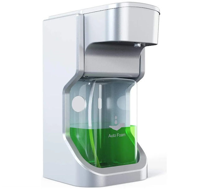 1- Automatic Soap Dispenser Foam Soap Dispense