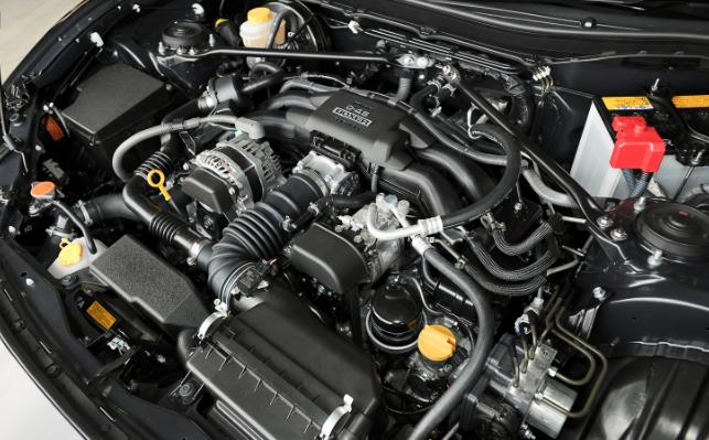 2017 Toyota 86 Engine Specs