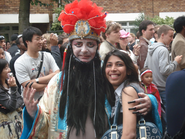 My Experience At The Notting Hill Carnival In London