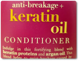Keratin Oil For Detangling