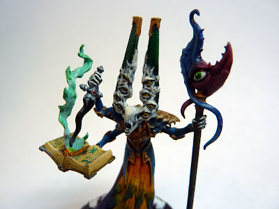 Gaunt Summoner, Warhammer Quest Silver Tower and Warhammer Age of Sigmar