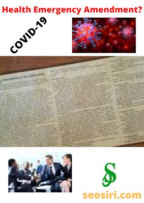 দেশের লকডাউন নিষেধাজ্ঞা এবং কর্তব্যরত কর্মকর্তা ও কর্মচারী ঝুঁকি আইন ও করোনা ভাইরাস পরিস্থিতি