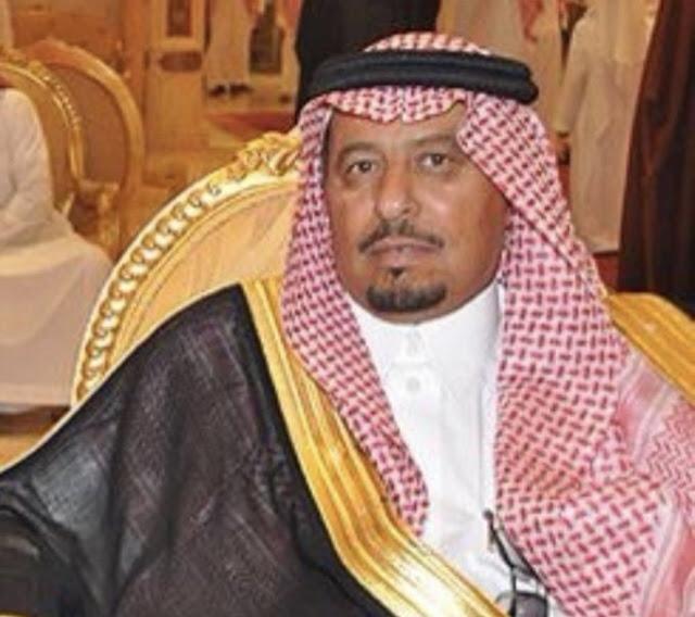 وفاة شامان بن هايف المغيري في حادث مروي