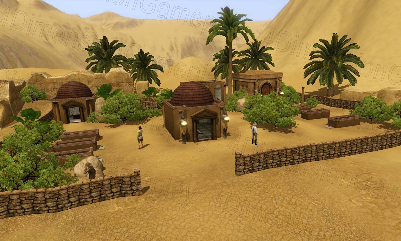 seasoned traveler sims 3 guide