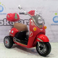 pmb m338 floppy Motor Mainan Aki
