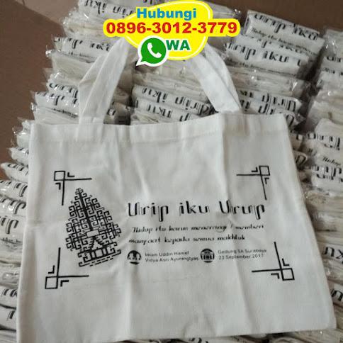 tas blacu untuk souvenir 50142