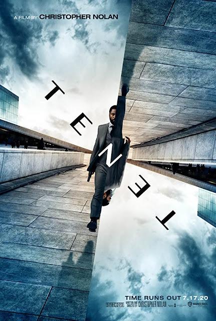 Sinopsis Film Tenet (2020) - John David Washington, Robert Pattinson