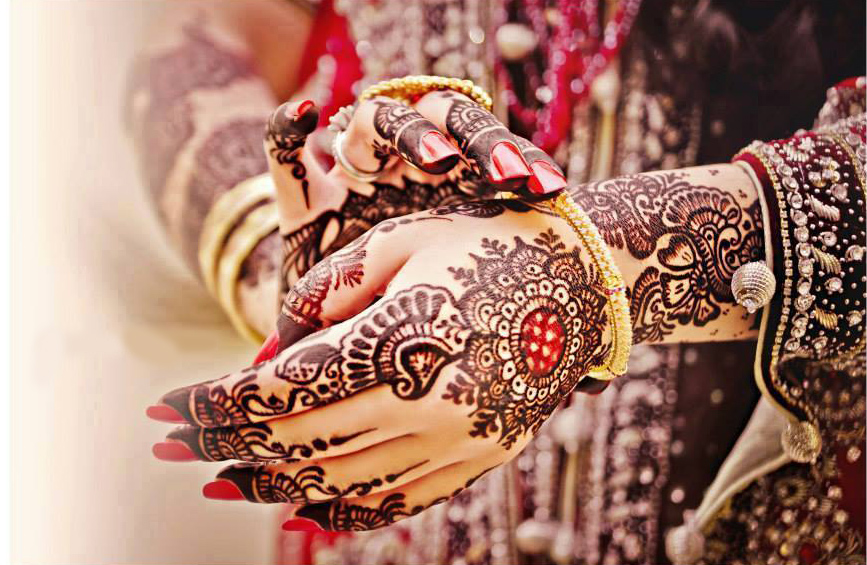 24 Beautiful Mehendi Designs For Your Hands