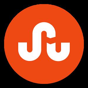 logotipo de stumbleupon